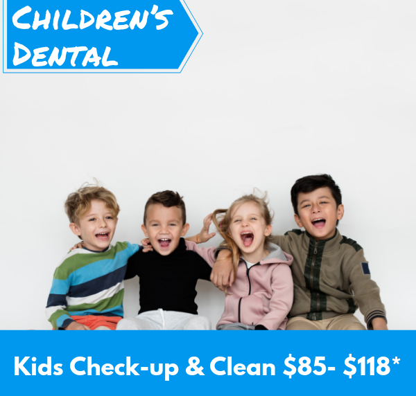 Childrens Dental Banner Dentist North Lakes