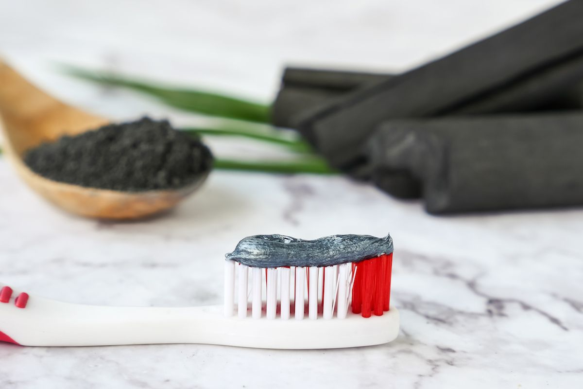 The Charcoal Toothpaste Trend is it Safe or Not North Lakes