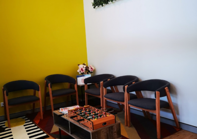 Dentist North Lakes _ Passion Family Dental North Lakes_ Waiting Area