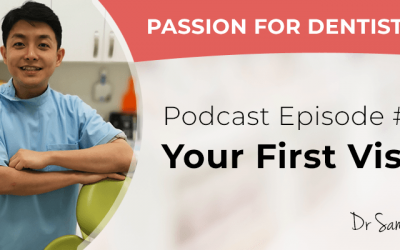 Podcast Episode #2: Your First Visit