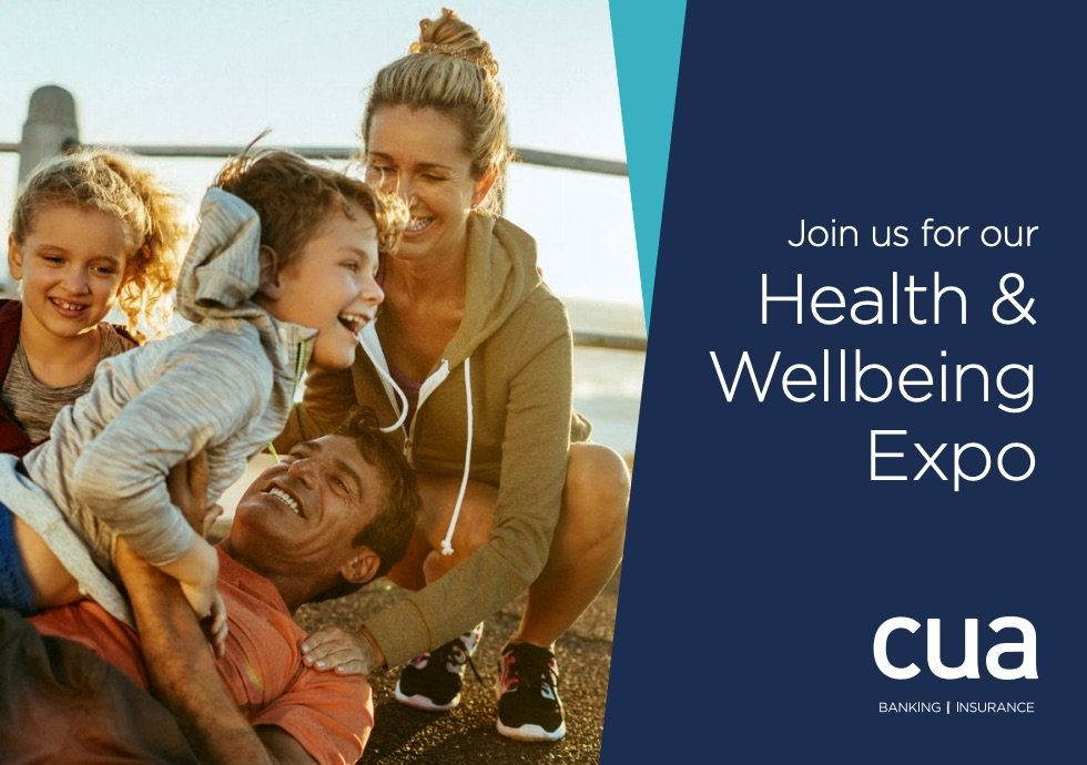 free health and wellbeing expo community event