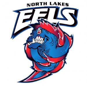North Lakes Eels logo