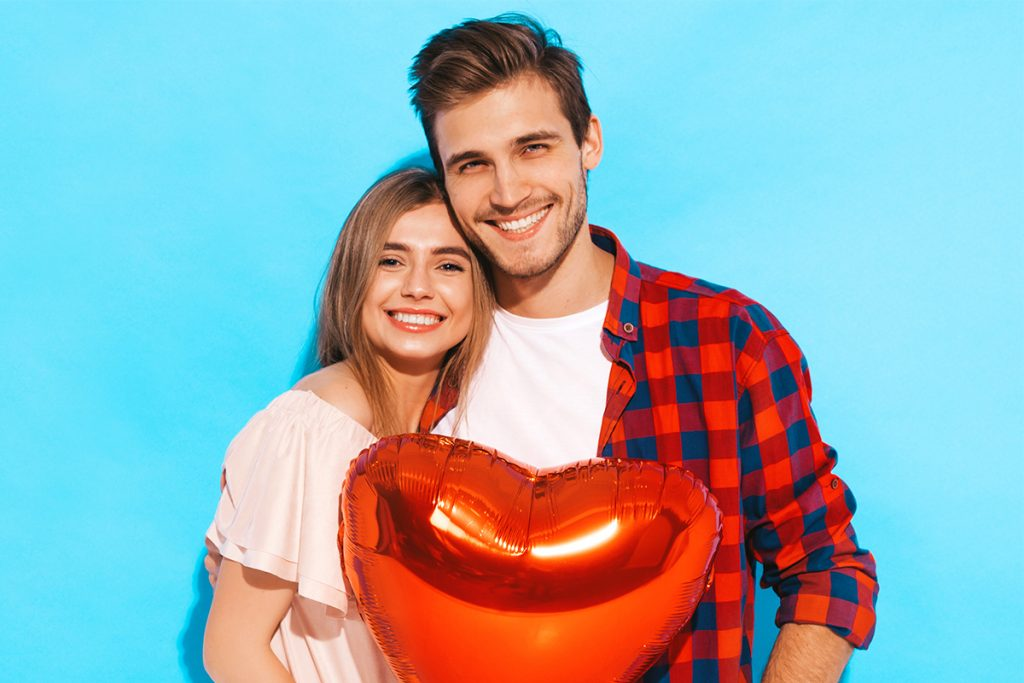 tips to achieve a beautiful valentines day smile
