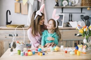 top 8 ideas for easter at home from your north lakes dentist
