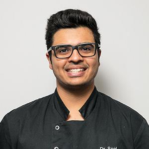 Dr Nishit Soni Dentist North Lakes