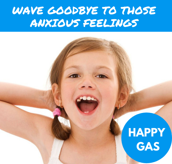 happy gas banner dentist north lakes