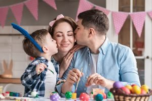 Top 8 Ideas for Easter at Home from Passion Family Dental North Lakes