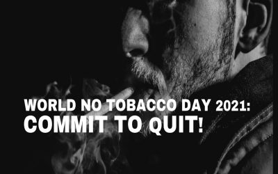 World No Tobacco Day 2021 in North Lakes: Commit to Quit!